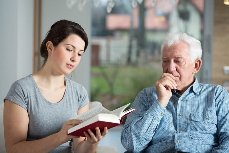 A FAMILY CAREGIVERS JOURNEY