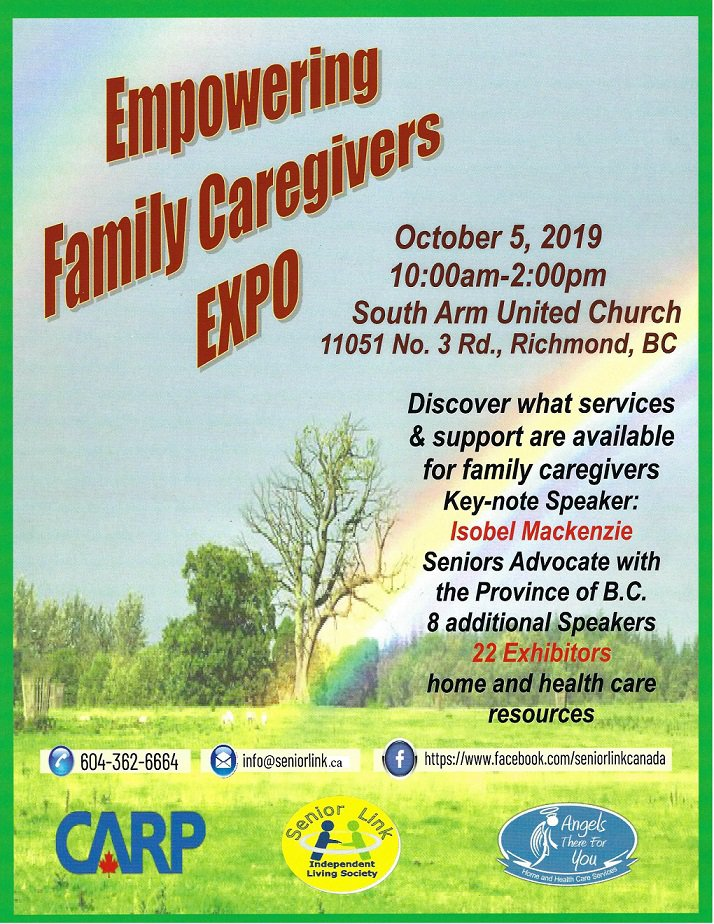 Empowering Family Caregivers Expo